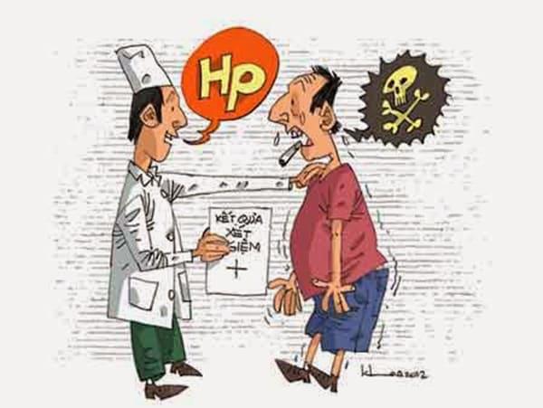 Viện Quân Y Giải Đáp Vi khuẩn hp trong dạ dày có nguy hiểm không?