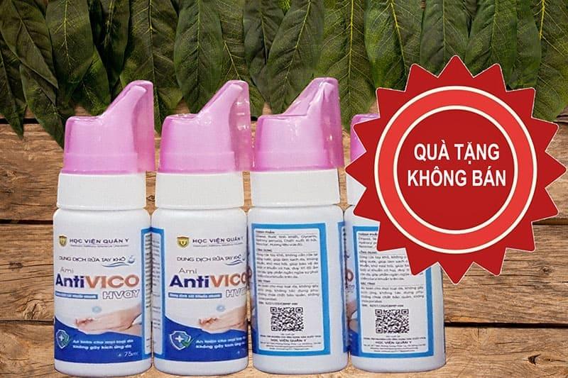 TẶNG dung dịch rửa tay khô - chung tay phòng chống dịch Corona