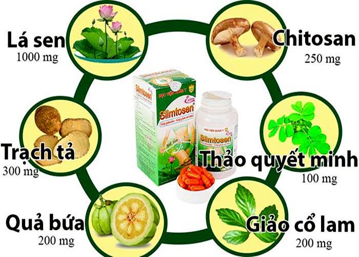 Slimtosen Extra - Giảm cân hiệu quả cao